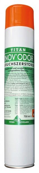 Sprühdose INOVO`DOR, 750 ml Geruchszerstörer, Mandarin