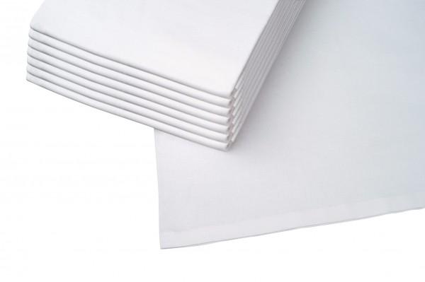 Einweg-Tragelaken, 150 x 230 cm, verrottbar gemäß VDI 3891, 10 Stück pro Tüte