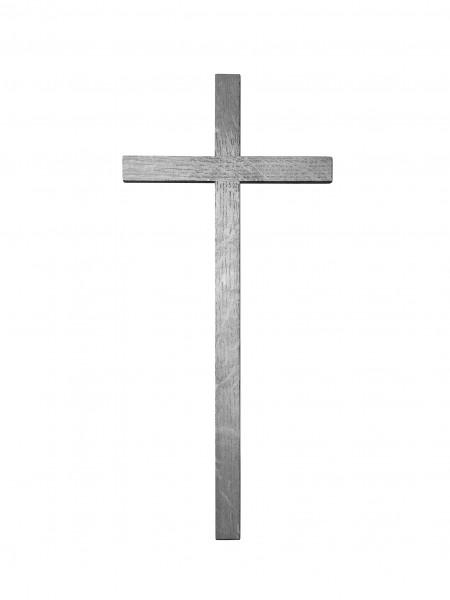Blockkreuz 50 cm rustikal ohne Korpus