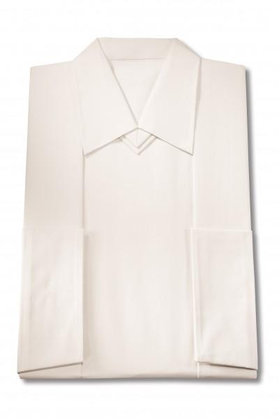 Herrenkleid Nr. 261 Baumwolle elfenbein