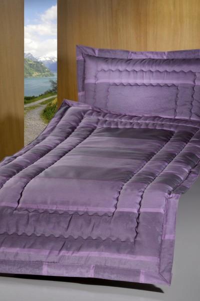 Deckengarnitur 01900 San Marino violett, Steg