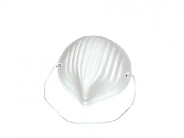 Staubschutzmaske für grobe Stäube (Vliesstoff)