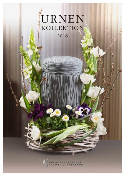 Urnenkollektion 2018 incl. Preisliste